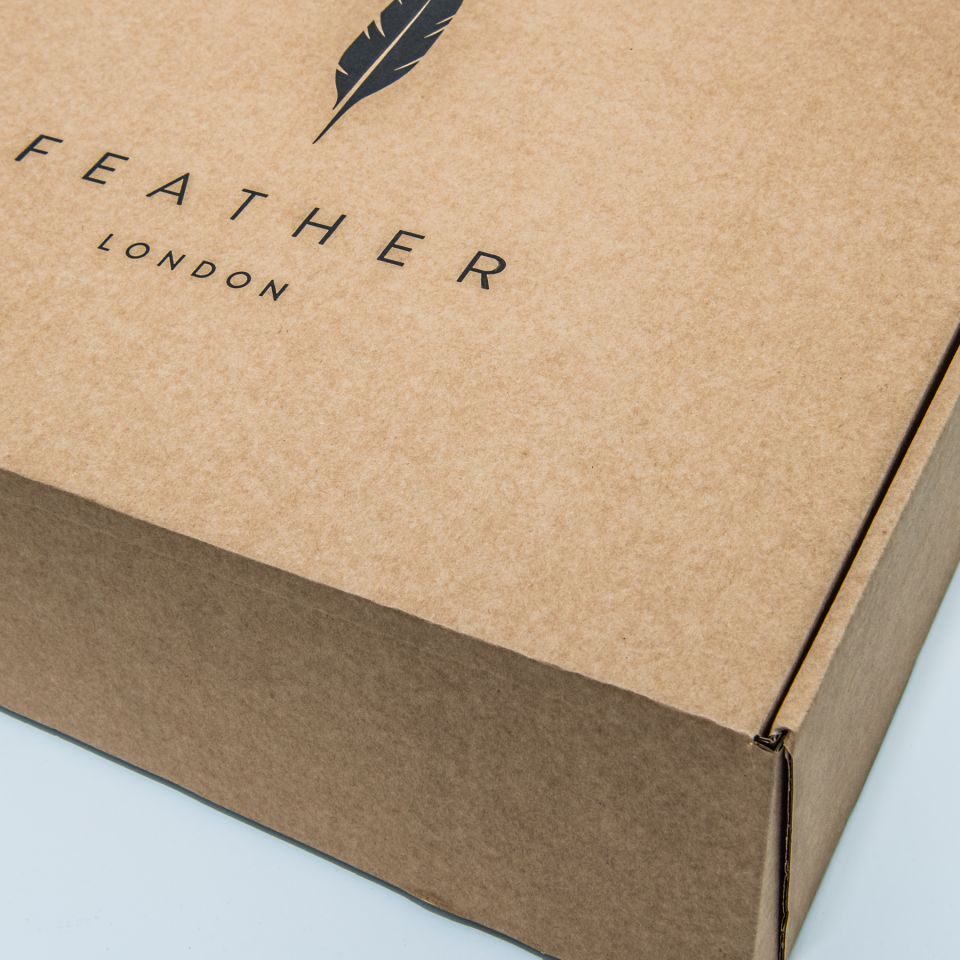 Custom Printed Ecommerce Packaging