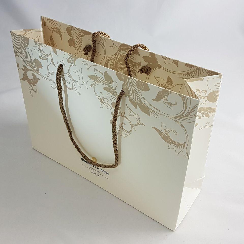 Printed Luxury Paper Bags