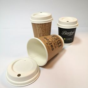 100% recyclable cups