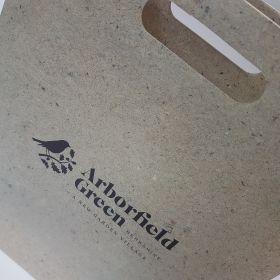 Arborfield - Die cut