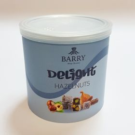 Barry delight hazelnuts