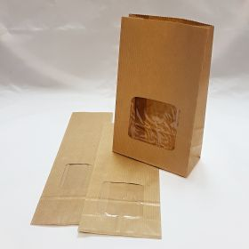 block bottom counter bag