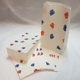 block bottom counter bag