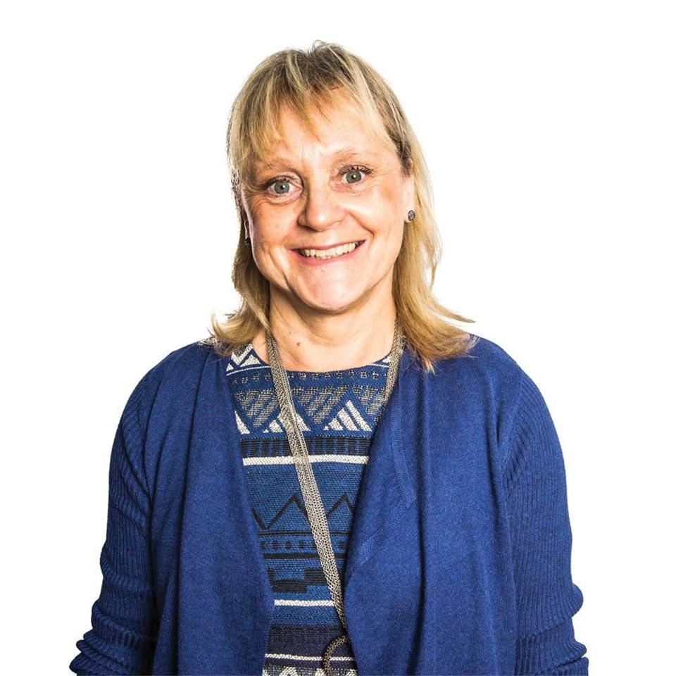 Carol Willison, Sales Support