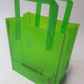 Chocolats Berthelot - Plastic Takeaway Bag