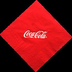 Coca Cola Serviette