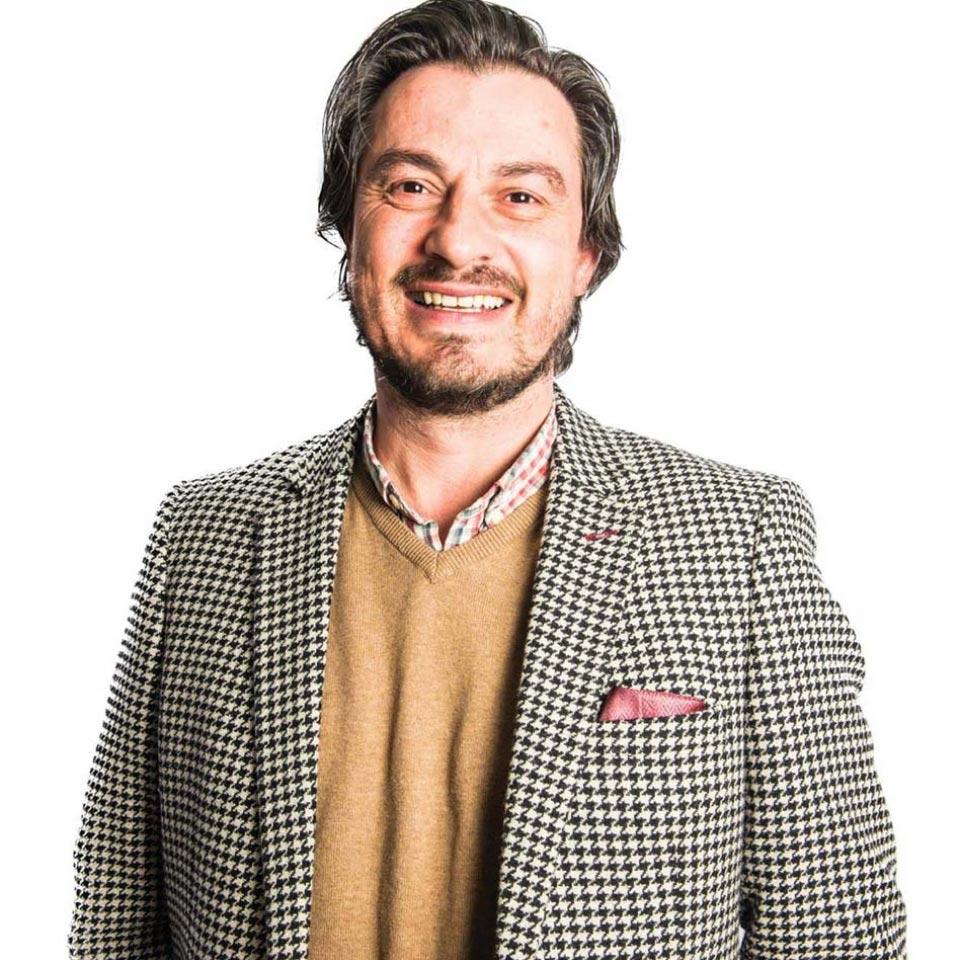 David Crooks, Sales Director