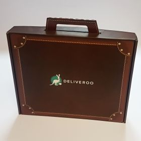Deliveroo box