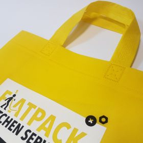 Flatpack - Recycled Plastic Woven Bags