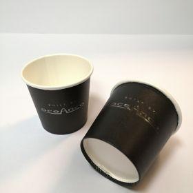 Foiled small espresso cup