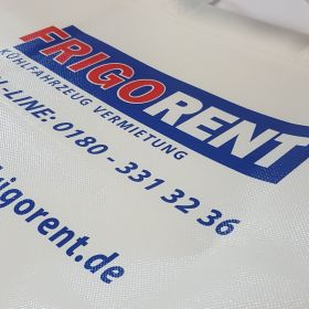 Frigorent - Recycled Plastic Woven Bag