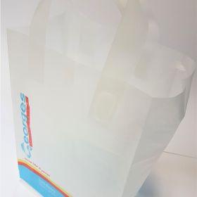 Georges - Plastic Takeaway Bag