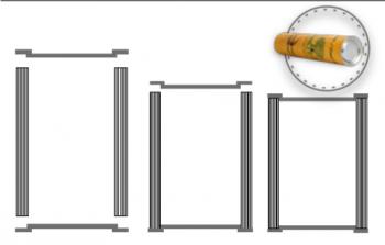 Metal Lid Cylinder