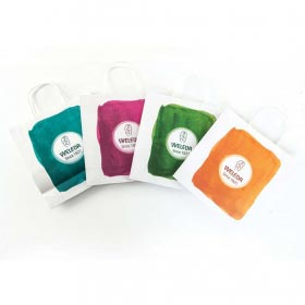 Kraft Bags with Twisted Handles