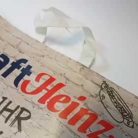 Kraft Heinz - Recycled Plastic Woven Bag
