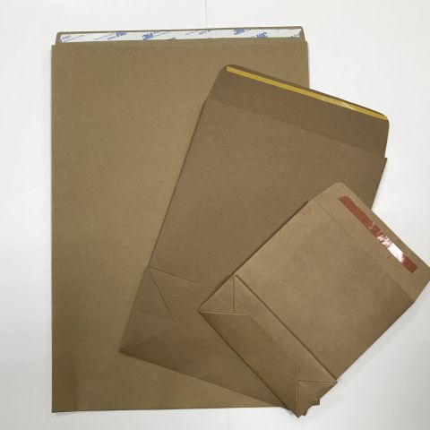 Kraft paper mailing bag 2