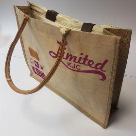 Limited KJC - Jute bag