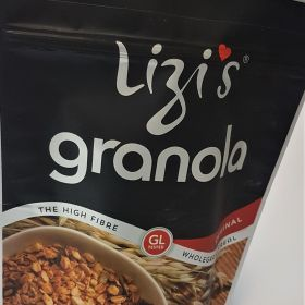 Lizi's Granola - Stand Up Pouch