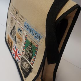 London - Canvas bag