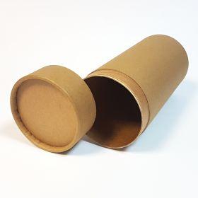 Natural kraft tube
