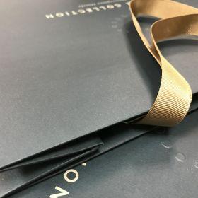 Oetker - Golden Grosgrain Ribbon