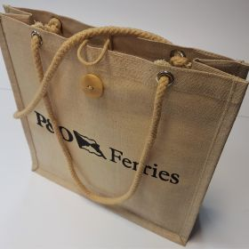 P & O Ferries - Canvas bag