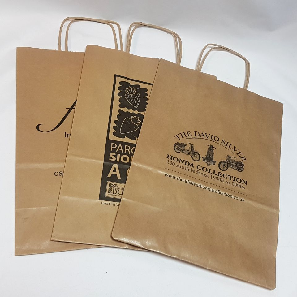 PAPER BAGS, THE NATURAL CHOICE
