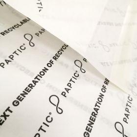 Paptic bag black print