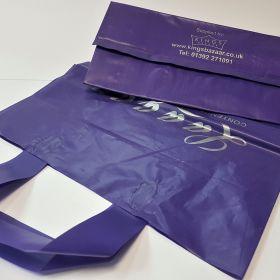 Plastic Takeaway Bag
