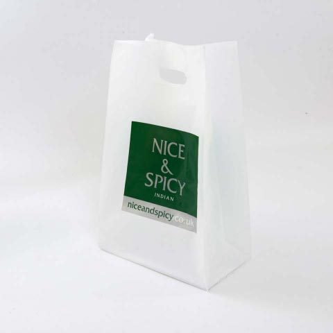 Plastic Takeaway Bags