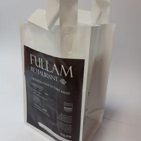 Restaurant - Plastic Takeaway bag