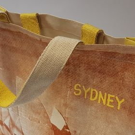 Sidney - Canvas bag