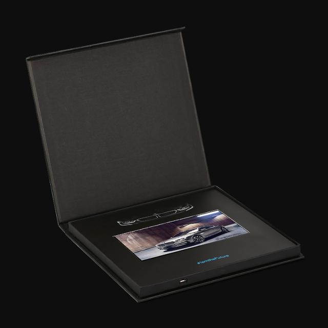 video present. folder