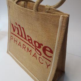 Village Pharmacy - Jute bag