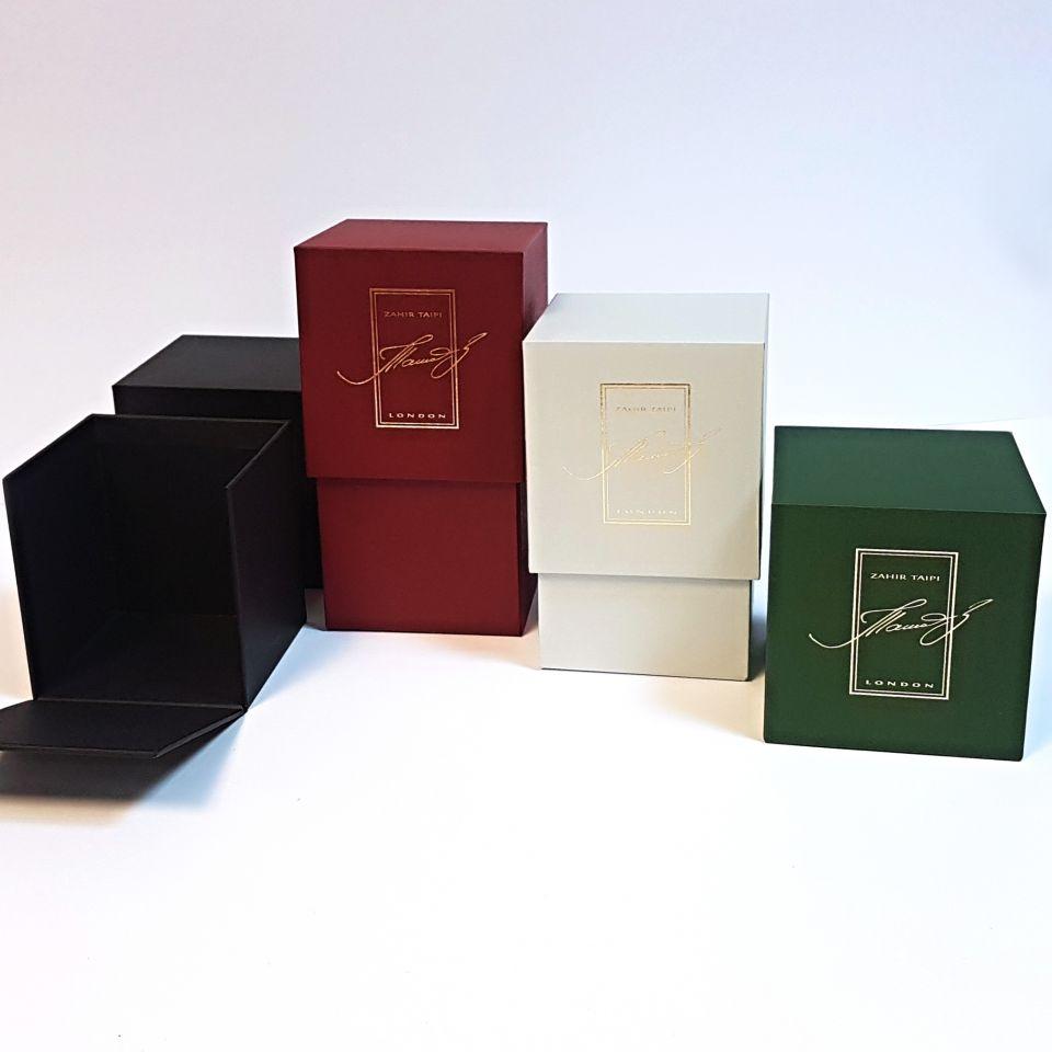 Zahir Taipi box