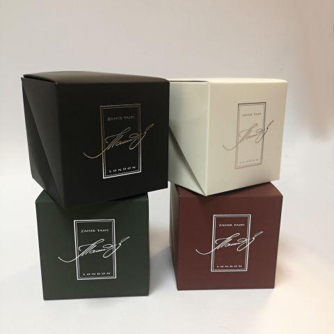 Zahir Taipi new boxes